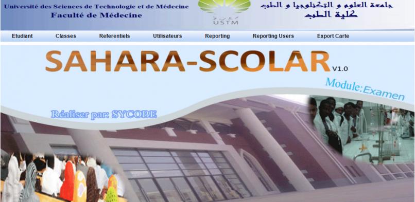 SAHARA SCOLAR